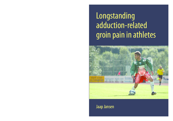 PDF) Diagnostics in athletes with long-standing groin pain