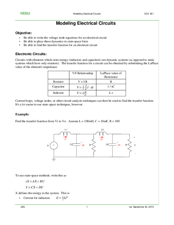 to pdfs function example transfer space state