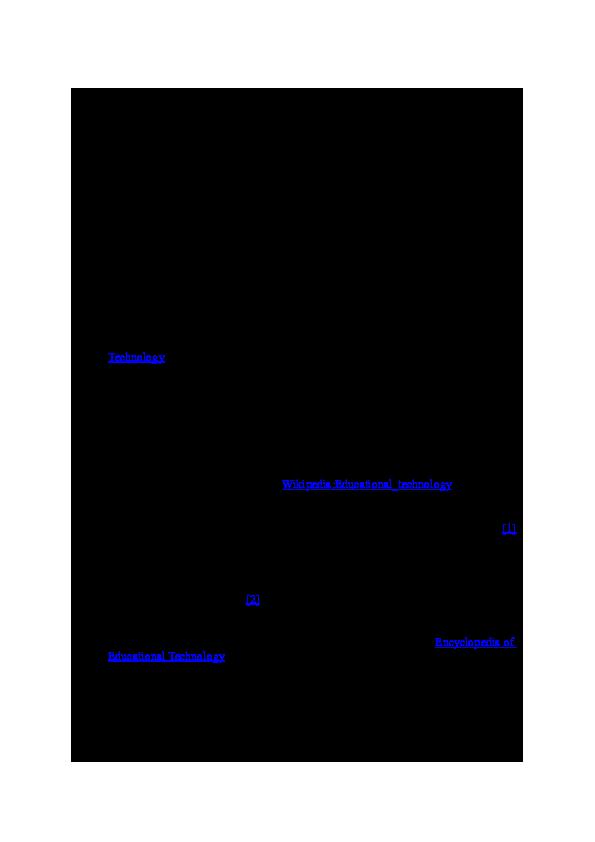 Doc Educational Technology Kunigiri Chinna Shankaraiah Academia Edu