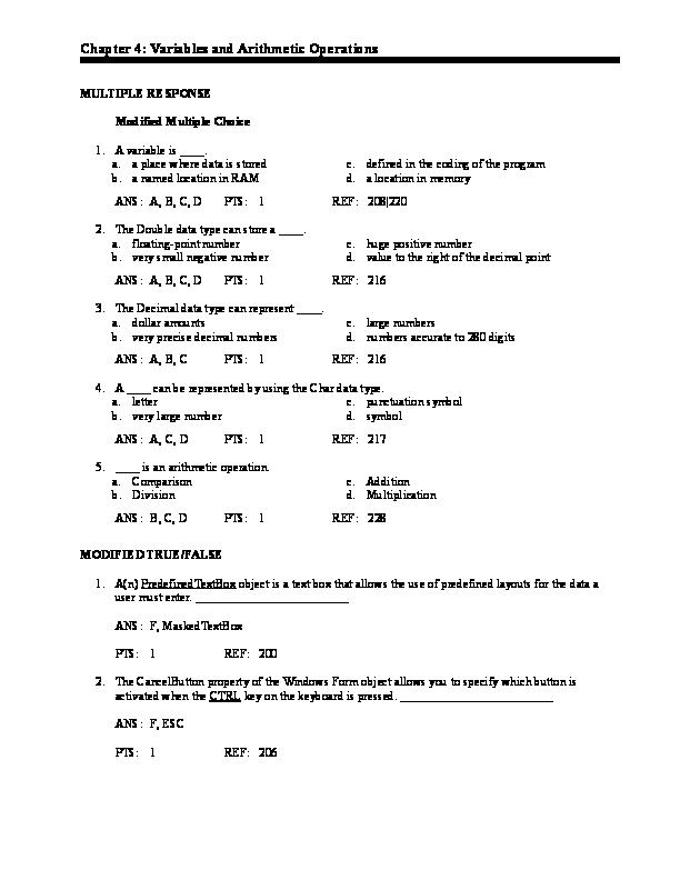 DOC) Ch 4 | Medo Mshakil - Academia edu