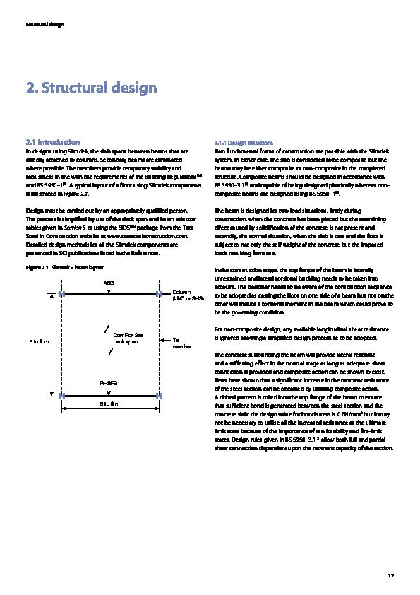 PDF) SlimDek Structural | Risman Almizan - Academia edu