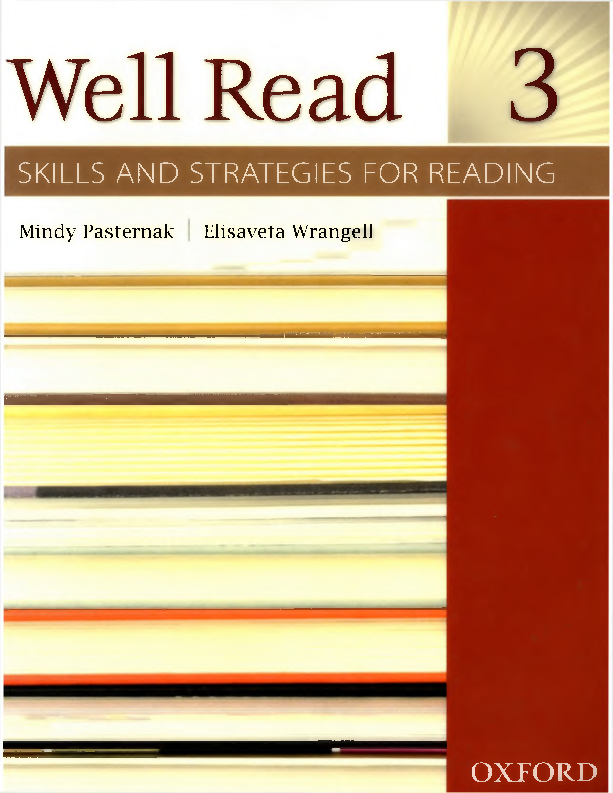 PDF) Well Read 3 SKILLS AND STRATEGIES FOR READING | Nguyễn Đặng