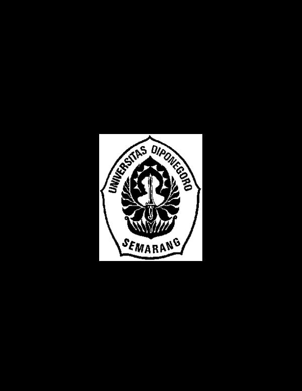 Pdf Pedoman Penulisan Proposal Tugas Akhir Dan Laporan Tugas Akhir Program Studi Sistem Komputer Fakultas Teknik Universitas Diponegoro Semarang 2014 Abby Themirror Academia Edu