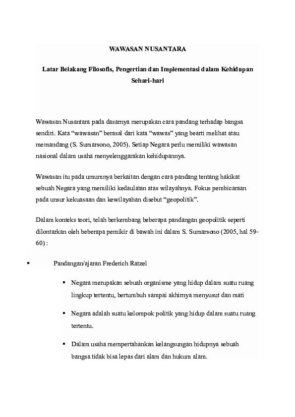Doc Wawasan Nusantara Kian Naiks Academia Edu