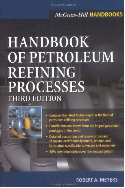 Handbook Of Petrochemicals Production Processes Pdf