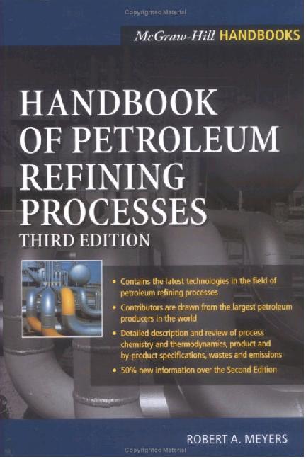 PDF) HANDBOOK OF PETROLEUM REFINING PROCESSES (www
