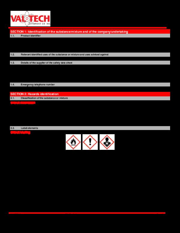 PDF) Ethyl Alcohol, 70% v/v SECTION 1: Identification of the