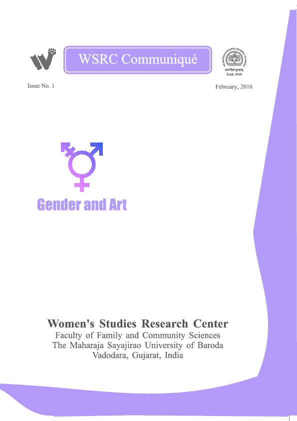 (PDF) Gender & Art: Understanding Contemporary ...
