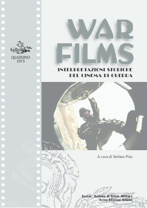 PDF) Quaderno Sism 2015 War Films. Interpretazioni storiche