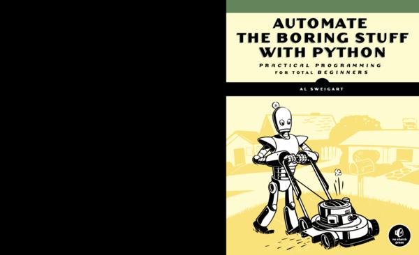 PDF) Automate the Boring Stuff with Python (2015) | Jan