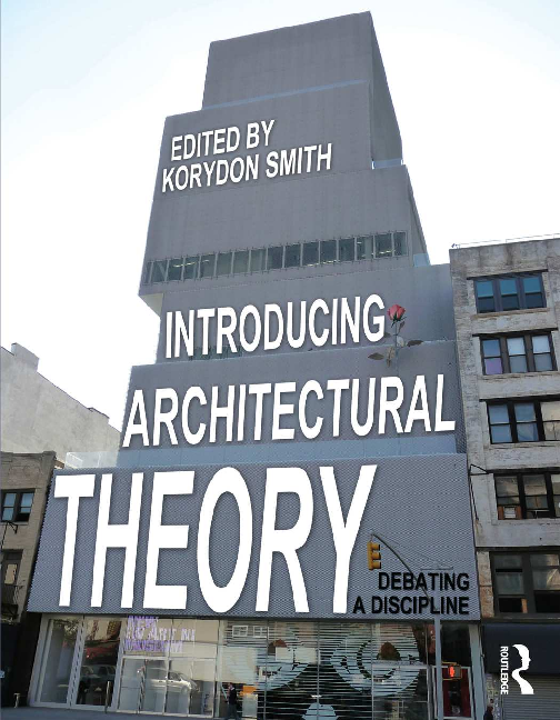 Pdf Introducing Architectural Theory Veena Bharti Academia Edu