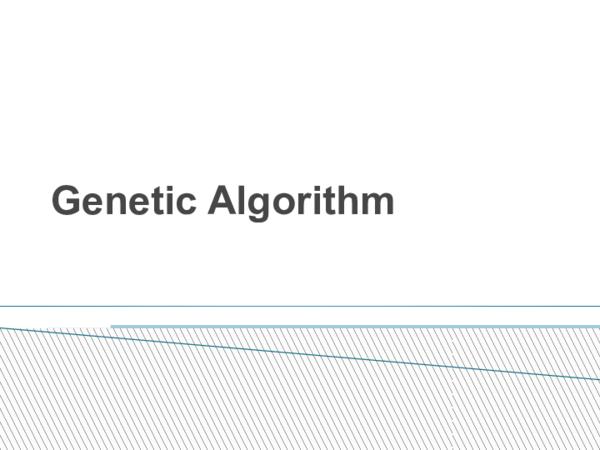 Dna Flips And Swaps Scramble Genes >> Ppt Genetic Algorithm Slides Iyyakutti Ganapathi Academia Edu
