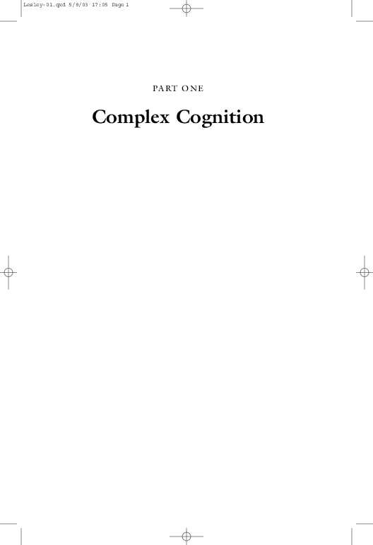 Pdf Comparing The Complex Cognition Of Birds And Primates Nicola Clayton Academia Edu