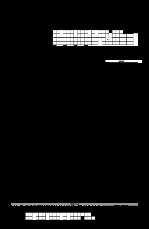 Pdf Formulir Spt 1770 Joke Punuhsingon Academia Edu