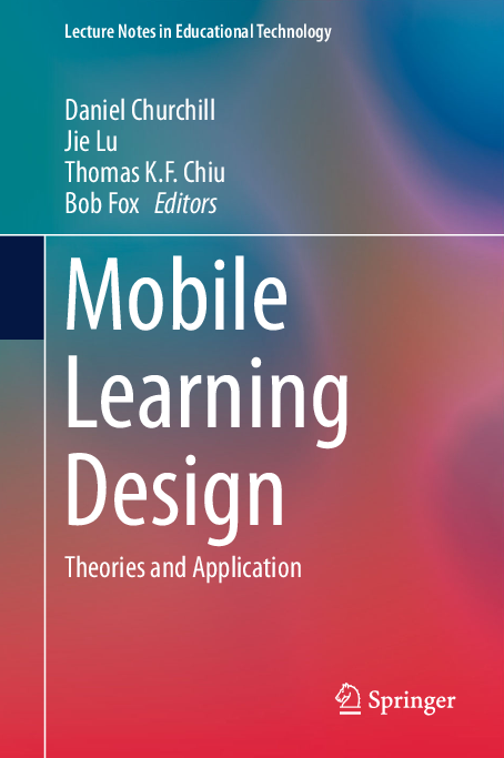 PDF) Lecture Notes in Educational Technology Mobile Learning