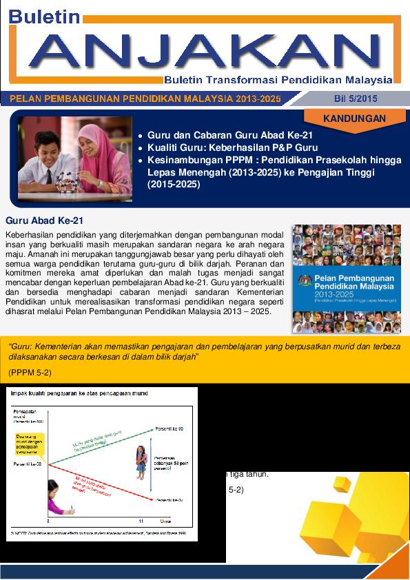 Pdf Buletin Anjakan Bil 5 2015 Final Siti Muhai Academia Edu