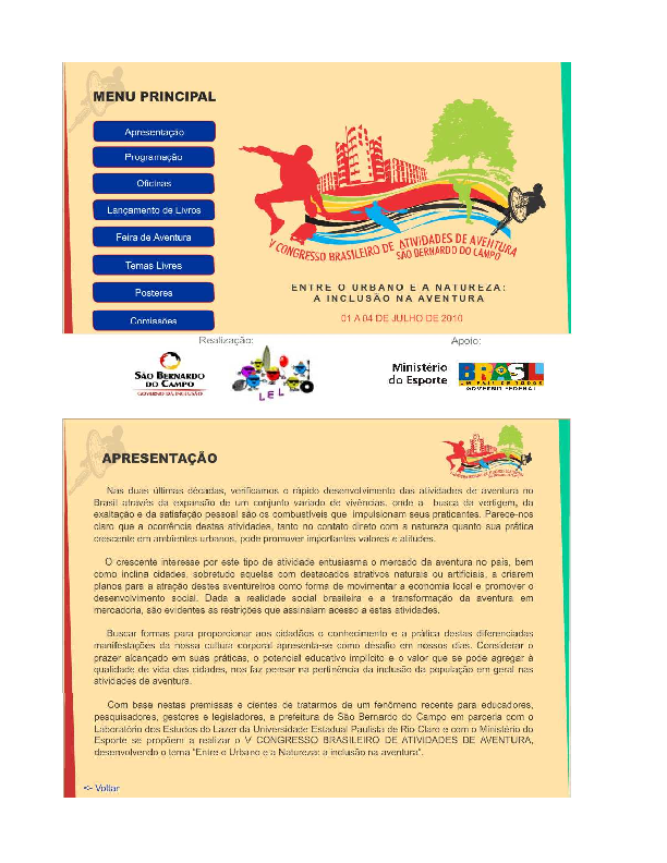 8095d5a25 PDF) Sítios turísticos fluviais no Brasil e as atividades de ...