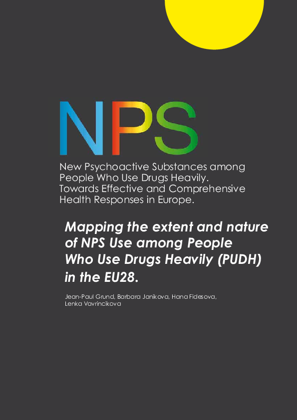 PDF) Mapping the extent and nature of NPS Use among People
