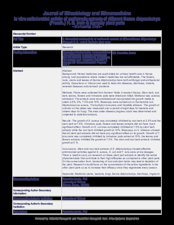 PDF) Dan publication | KHASABULI BUYELA - Academia edu