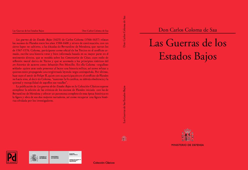 new style f7c88 e7764 PDF) Carlos Coloma de Saa. Las Guerras de los Estados Bajos  desde ...