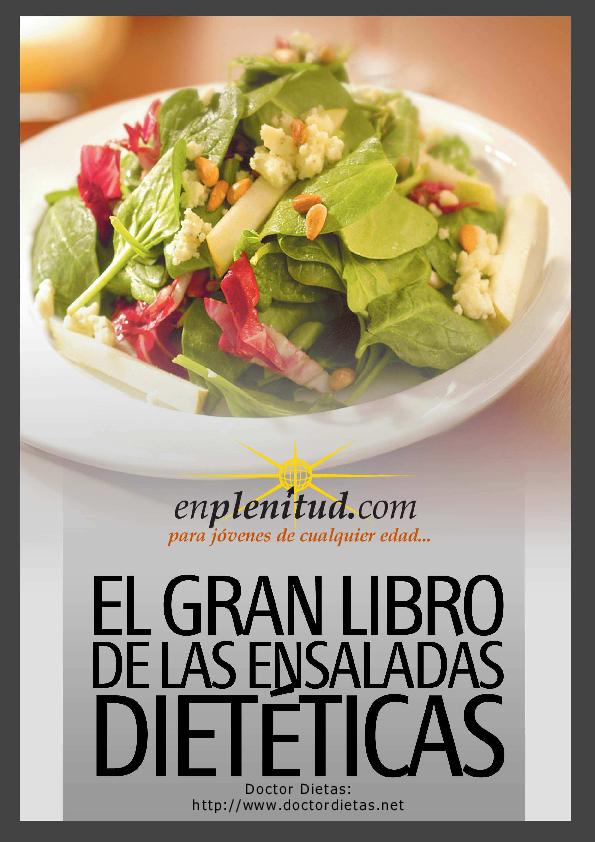 Pdf El Gran Libro De Las Ensaladas Dieteticas Ricardo Rojas Academia Edu