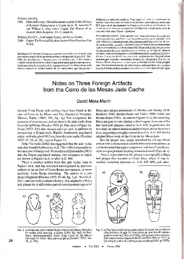 Datieren von Jade-Artefakten
