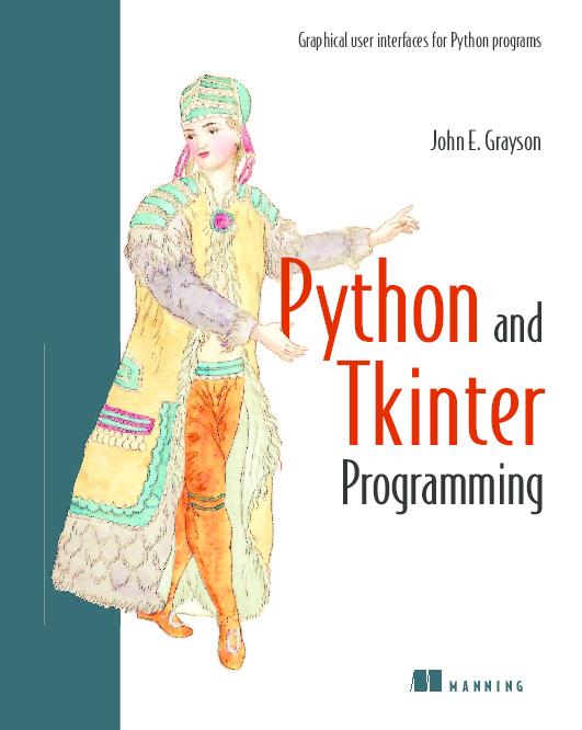 PDF) Pythonand Tkinter Programming Graphical user interfaces