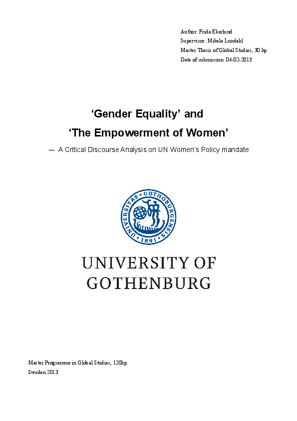 rising tide gender equality and cultural change around the world
