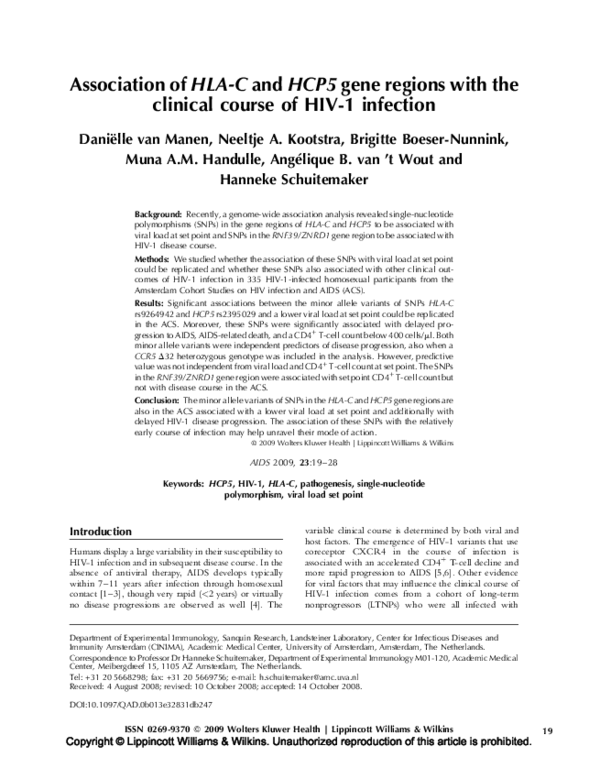 Munaa HIV