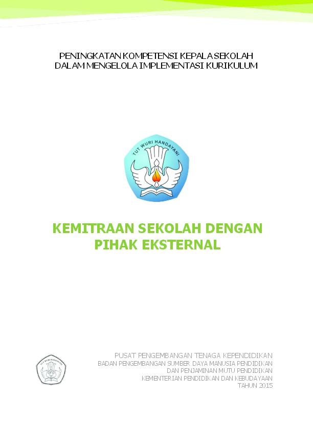 Contoh Permasalahan Yang Ditangani Kementerian Pendidikan ...