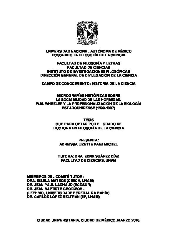 Pdf Micrografías Históricas Sobre La Sociabilidad De Las