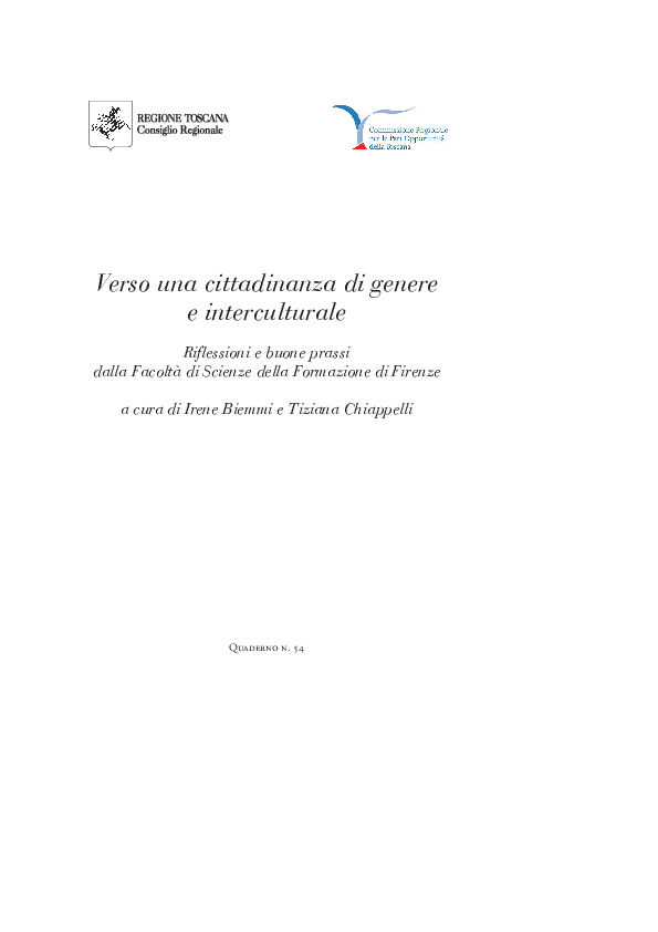 PDF) Donne e migrazioni. Dal multiculturalismo all intercultura ... aaf6a779d9c