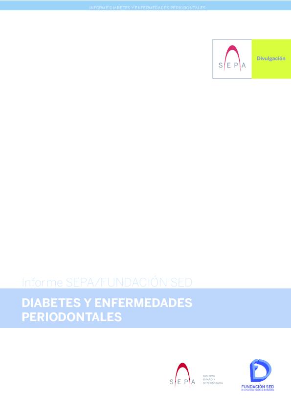 enfermedades periodontales epidemiología de la diabetes