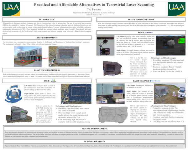 PDF) Practical and Affordable Alternatives to Terrestrial