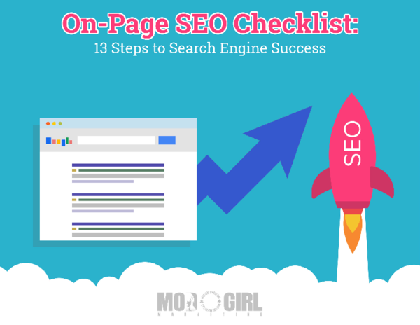 PDF) On-Page SEO Checklist 13 Steps to Search Engine Success