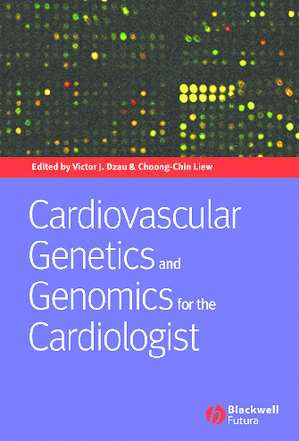 PDF) Cardiovascular Genetics and Genomics for the
