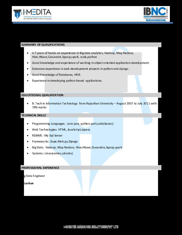 PDF) Mr Sorot Trainer Big Data | Kandregula Manoj Kumar - Academia edu