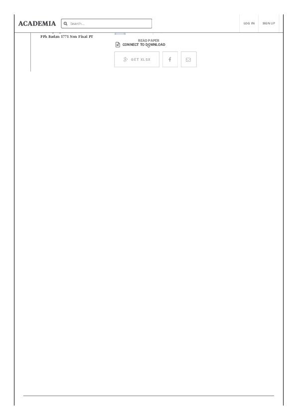 Pdf Contoh Pengisian Spt Tahunan Pph Badan 1771 Non Final Pt 21 Pages Wawan Ridwan Academia Edu