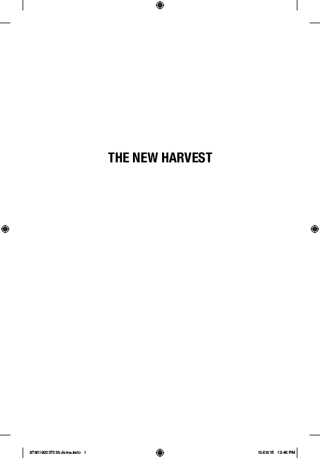 Harvest Of Corruption Pdf