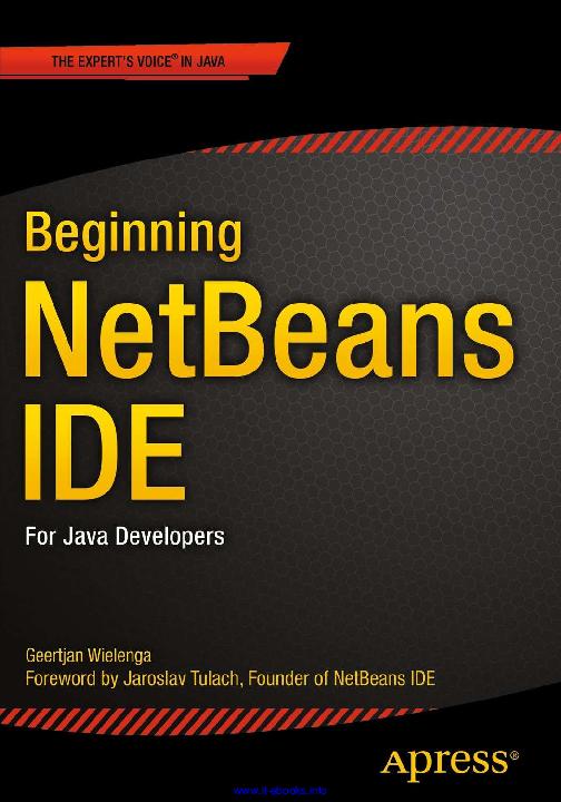 PDF) Beginning NetBeans IDE | Erdnando Rodriguez - Academia edu