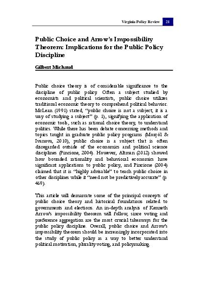 Public Choice Iii Pdf