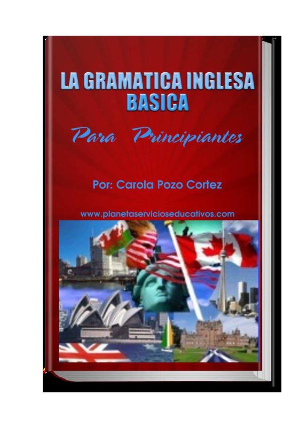 Pdf Gramática Inglesa Básica Con Ejercicios Prácticos