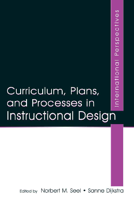 Pdf Curriculum Plan And Prosess In Instructional Design Nez Humair Academia Edu