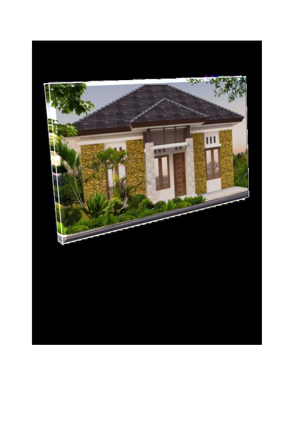 93 Gambar Rumah Tampak Depan Ukuran 6x9 HD Terbaik