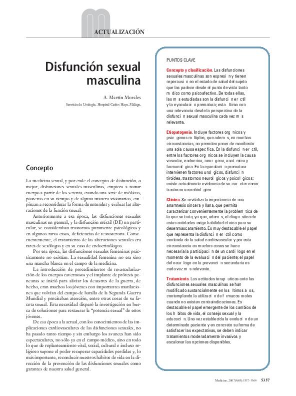 disfunción eréctil tiroidea masculina