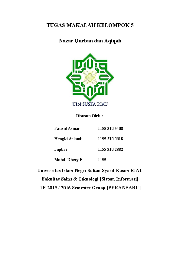 Doc Tugas Makalah Kelompok Hengki Ariandi Academia Edu