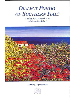 8eccc0e35d PDF) Dialect Poetry of Southern Italy. A Trilingual Anthology ...