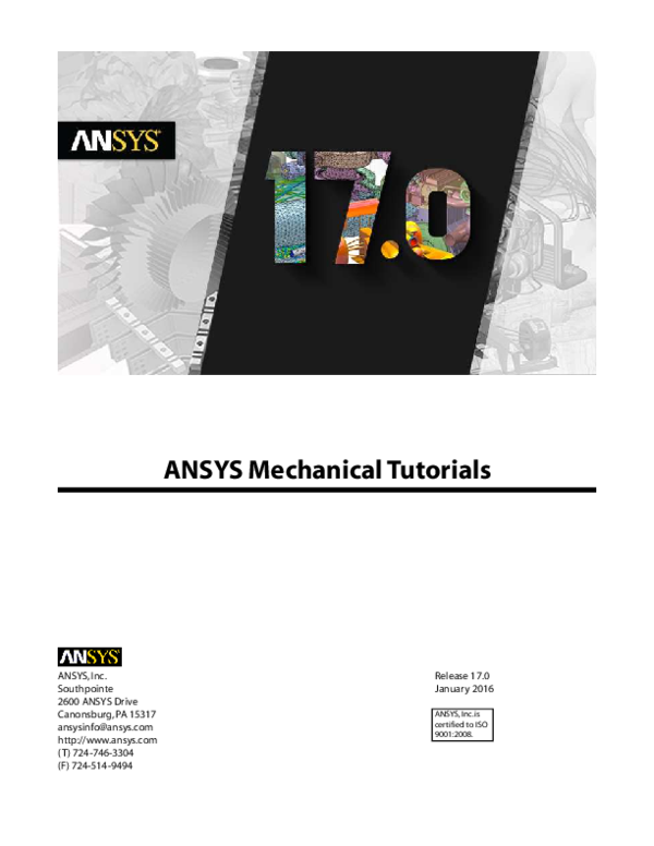 Ansys Joint Remote Point