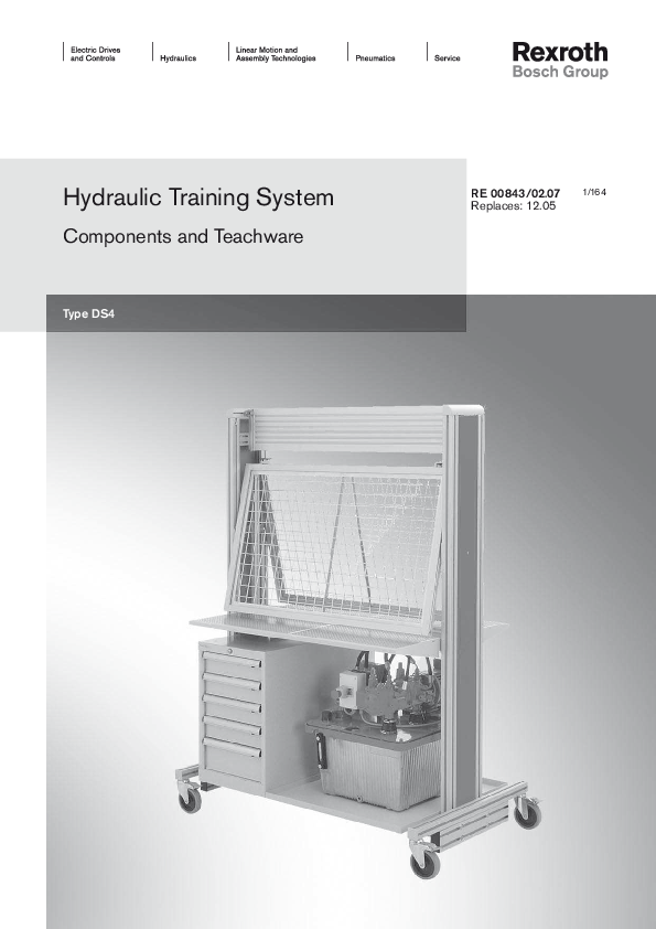 PDF) Hydraulic Training System Components and Teachware   minh ta