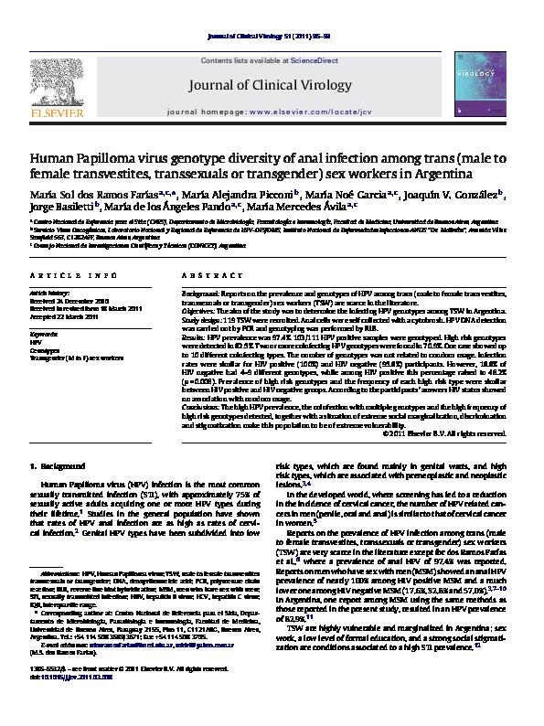papilloma virus microbiologia)